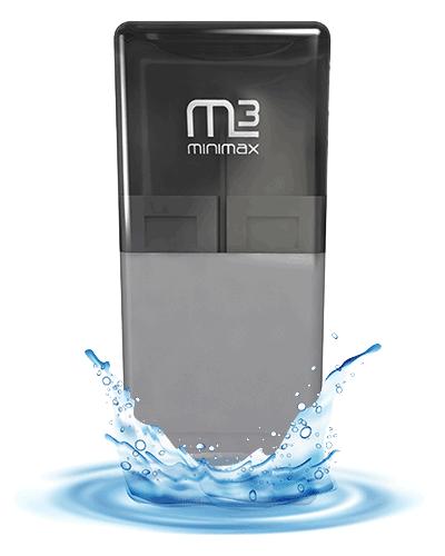 Minimax M3 Water Softener